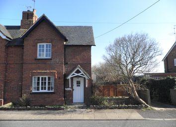 Thumbnail 2 bed cottage to rent in Wolverton, Stratford-Upon-Avon