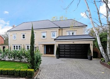 Thumbnail 7 bed detached house for sale in Ince Road, Burwood Park, Walton On Thames, Surrey