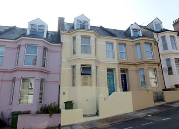 Thumbnail 5 bedroom terraced house for sale in Prince Maurice Road, Mutley, Plymouth