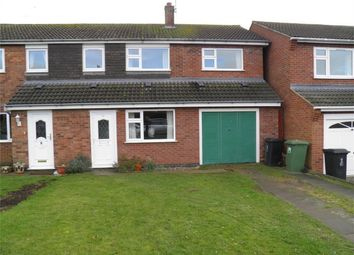 Thumbnail 4 bedroom semi-detached house to rent in Rutland Way, Ryhall, Stamford, Lincolnshire