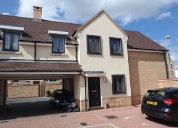 Thumbnail 2 bed maisonette to rent in Hyderabad Close, Colchester