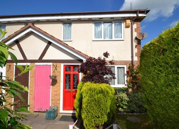 Thumbnail 1 bed end terrace house to rent in Oberon Close, Borehamwood