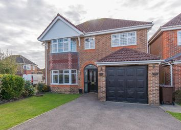 Thumbnail 4 bed property for sale in Romulus Gardens, Kingsnorth, Ashford