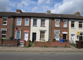 Thumbnail 2 bed terraced house for sale in Argyle Street, Ipswich