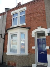 Thumbnail 4 bed terraced house to rent in Lutterworth Road, Northampton