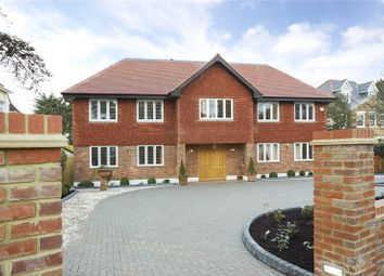 Thumbnail 5 bed detached house for sale in The Crescent, Cheam, Sutton