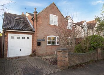 Thumbnail 4 bedroom detached house for sale in High Street, West Wratting, Cambridge