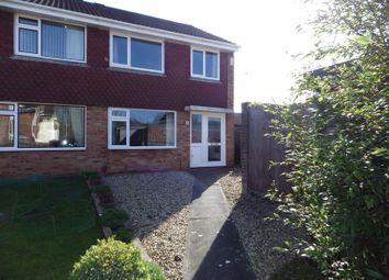 Thumbnail 3 bed semi-detached house for sale in Oak Close, Little Stoke, Bristol
