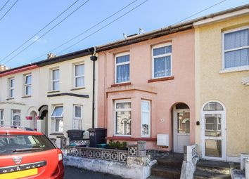 Thumbnail 2 bed terraced house for sale in Oswald Road, Dover