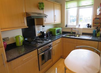 Thumbnail 2 bed flat for sale in Poole Road, Branksome, Poole