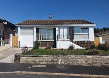 Thumbnail 3 bed detached bungalow for sale in Darran Close, Kingsteignton, Newton Abbot