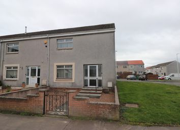 Thumbnail 2 bed end terrace house for sale in Den Walk, Methil, Leven