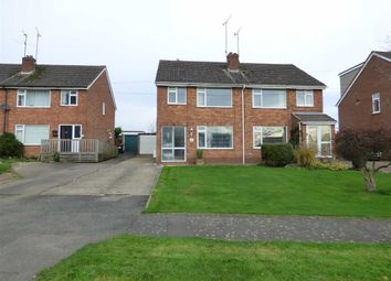 Thumbnail 3 bed semi-detached house for sale in Byfield Road, Woodford Halse, Northants