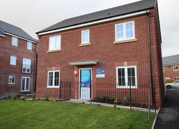 Thumbnail 4 bed detached house for sale in The Buchan Smethurst Road, Billinge, Wigan