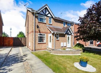 2 bed semi-detached house for sale in Whitethorn Way, Hull HU8