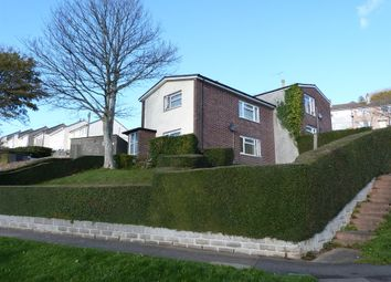 Thumbnail 1 bed flat to rent in Bampfylde Way, Plymouth