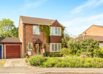 Thumbnail 3 bed detached house for sale in Wensum Crescent, Bicester