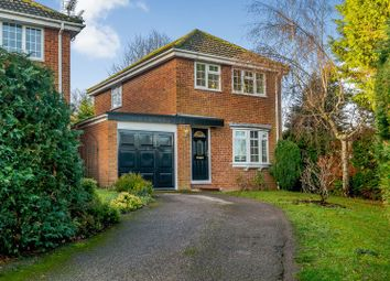 3 bed detached house for sale in Wessex Way, Highworth, Swindon SN6