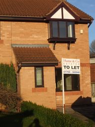 Thumbnail 2 bed semi-detached house to rent in Newbiggin Drive, Parkgate, Rotherham