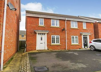 3 bed semi-detached house for sale in Robin Road, Corby NN18