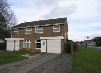 Thumbnail 3 bed semi-detached house for sale in Chiltern Close, Hayley Green, Halesowen