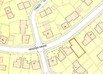 Thumbnail Land for sale in Redding Grove, Crownhill, Milton Keynes, Buckinghamshire