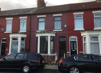 Thumbnail 2 bedroom terraced house for sale in Tabley Road, Wavertree, Liverpool