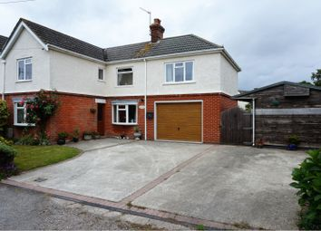Thumbnail 3 bed semi-detached house for sale in West Common, Southampton
