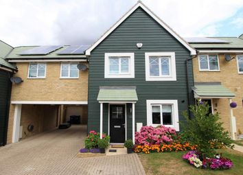 Thumbnail 4 bed terraced house for sale in Church Crookham, Fleet