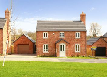 Thumbnail 4 bed detached house for sale in William Ball Drive, Horsehay, Telford