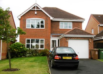 Thumbnail 4 bed detached house to rent in Blue Cedar Drive, Streetly, Sutton Coldfield