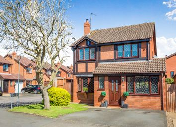 Thumbnail 4 bed detached house for sale in Great Western Way, Stourport-On-Severn