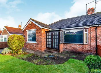 Thumbnail 2 bedroom bungalow for sale in Blue Bell Grove, Middlesbrough