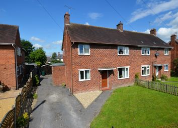 Thumbnail 3 bed semi-detached house for sale in Keysbrook, Tattenhall, Chester