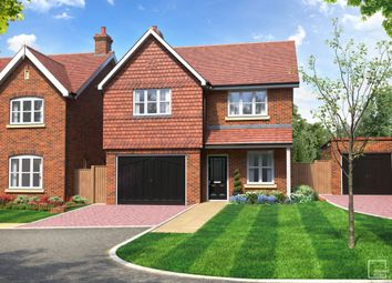 Thumbnail 4 bed detached house for sale in St. Francis Close, Tring