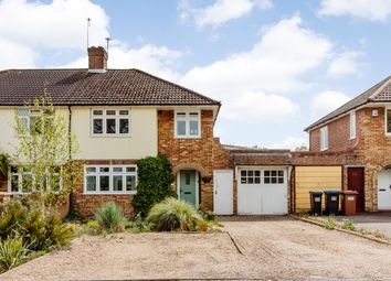 Thumbnail 3 bedroom semi-detached house for sale in St Albans Road West, Hatfield, Hertfordshire