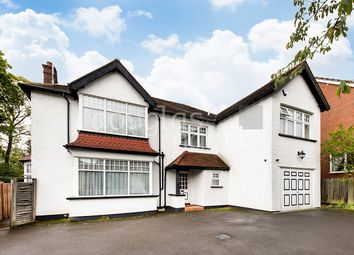 5 bed detached house for sale in Oakleigh Park North, London N20