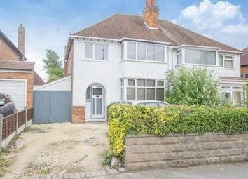 Thumbnail 3 bed semi-detached house for sale in High Street, Shirley, Solihull