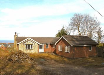 Thumbnail Detached bungalow for sale in Grange Road, Holywell, Flintshire