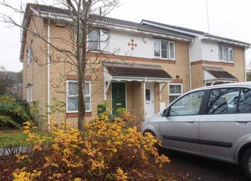Thumbnail 1 bedroom end terrace house for sale in De La Warre Court, St. Annes Park, Bristol