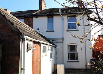 Thumbnail 2 bed end terrace house for sale in Robertson Road, Grantham
