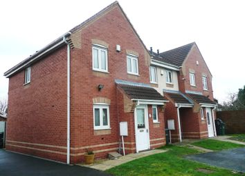 Thumbnail 3 bedroom end terrace house to rent in Pump House Way, Oldbury