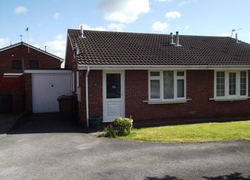 Thumbnail 2 bed bungalow to rent in Britannia Drive, Burton-On-Trent