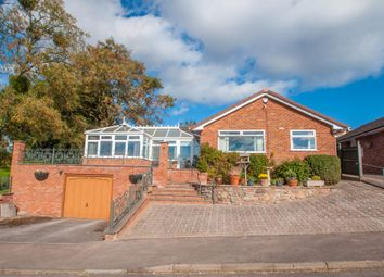 Thumbnail 3 bed detached bungalow for sale in Pencraig View, Greytree, Ross-On-Wye
