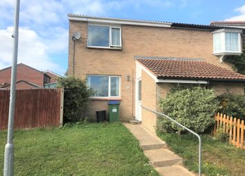Thumbnail 2 bed end terrace house to rent in Foxhill, Peacehaven