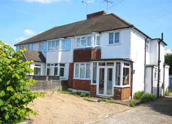 Thumbnail 3 bed semi-detached house for sale in New Haw, Addlestone, Surrey