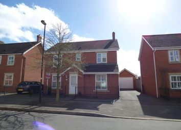Thumbnail 4 bed detached house for sale in Thresher Drive, Swindon, Wiltshire