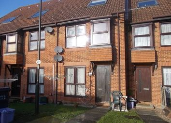 Thumbnail 1 bed maisonette to rent in Alphea Close, Colliers Wood, London