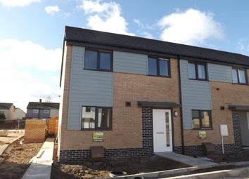 Thumbnail 2 bed semi-detached house to rent in Flying Fox Crescent, Edlington, Doncaster
