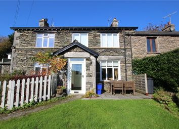 Thumbnail 3 bed terraced house for sale in Ashdene, Brow Lane, Staveley, Kendal